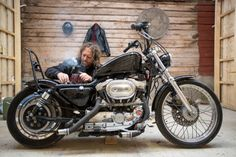 Bobbers, choppers and anything badass