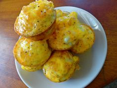 Egg Muffins Link also has a recipe for lemon garlic noodles, that looks yummy :P