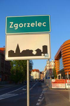 Übergang Europastadt Görlitz Zgorzelec
