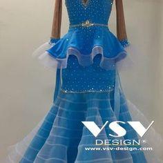 Céline Ballroom dress