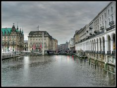 Hamburg by Tomasz Nowak, via Flickr