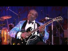 B. B. King - The Thrill Is Gone (Live at Montreux 1993) - YouTube....May you rest in peace