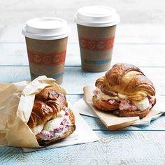 カフェメニューでは王道のコーヒー&サンドウィッチ|美味しそうなカフェメニュー-Cafe Menu-