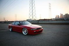 Clean Nissan 240SX S13 Coupe