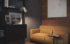 אותה גברת בשינוי אדרת: הצצה לדירת 3 חדרים מעוצבת | בניין ודיור