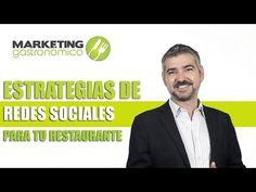 Marketing Gastronómico - Estrategias de Redes Sociales para tu Restaurante La Red, Ted, Memes, Wordpress, Ideas, Socialism, Social Networks, Eating Clean, Blue Prints