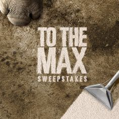 I just entered @Mohawkflooring #ToTheMax Sweepstakes for a chance to win one of two great prizes!  http://swee.ps/RqoWacHv