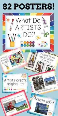 Welcome to the post in my series On Teaching Art. The first post and the background behind this series is On Teaching Art: Art vs. The second post was On Teaching Art Organizing Cur… Image Clipart, Art Clipart, Kindergarten Art, Preschool Art, Middle School Art, Art School, High School, School Tips, School Ideas
