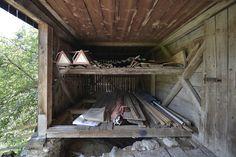 Alpine Barn Apartment / OFIS Architects