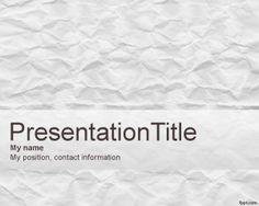 Download free Scrapbook PowerPoint template. Free Scrapbook PPT template is a free template forscrap-bookingpresentations