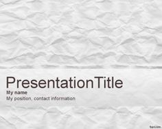 Download free Scrapbook PowerPoint template. Free Scrapbook PPT template is a free template for scrap-booking presentations