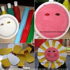 Y seguimos con mas ideas para Carnaval…Hoy gracias a la creatividad de Tamara, vamos a aprender a hacer unas máscaras de Carnaval con platos de los que usamos en las fiestas de cumpleaños de los niños. El procedimiento es muy...