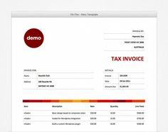 Ripegrapes Xero Invoice Template Xero Templates Xero Accounts - Xero invoice templates