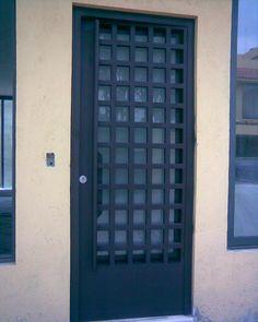 Catalogo de herreria puertas y ventanas pdf ideas para for Puerta herreria moderna