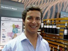 The wines of Herdade de Sao Miguel, Alentejo, Portugal
