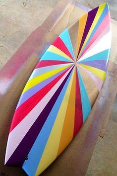 awesome Surf Art #surfart #surfboards