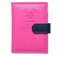 Disney Mickey Mouse Disney TAG Passport Holder  Pink  Walt Disney World * Learn more by visiting the image link.Note:It is affiliate link to Amazon.