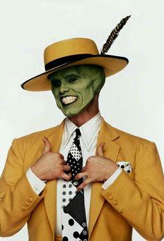 #TheMask1994  Jim Carrey(Stanley)