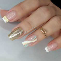 Pink Acrylic Nails, Pink Nails, Gel Nails, Stiletto Shaped Nails, Coffin Shape Nails, Coffin Nails Designs Summer, Cute Simple Nails, Heart Nail Designs, Manicure E Pedicure