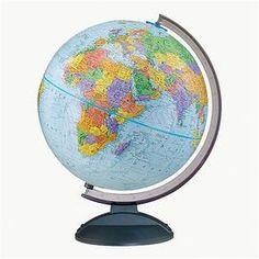 Traveler Educational Globe
