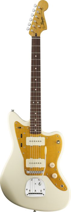 SQUIER® J MASCIS JAZZMASTER® Nothin but positive reports on this axe.