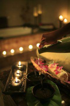 Spa Treatment...Greater when ıt ıs ın the home :)