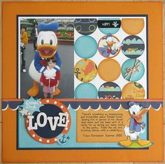 Donald Duck Love!!!!