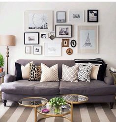 Interior design ideas for your home with the latest interior inspiration and décor pictures. Home Living Room, Interior, Living Room Decor, Home Decor, Room Inspiration, House Interior, Apartment Decor, Room Decor, Interior Design