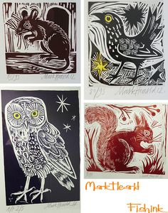 Fishinkblog's Blog - Mark Hearld