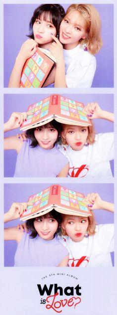 #TWICE #MOMO #JEONGYEON #WhatisLove (photocard)