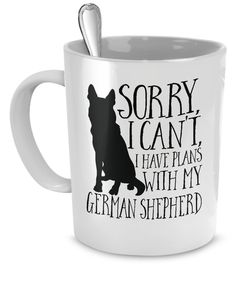 Dog Lover Mug Best German Shepherd Mom Ever Dog Puppy Supplies Gift Coffee Mug Tea Cup White German Shepherd Gift, Love German Shepherd, Pup by HeartofSunshine on Etsy