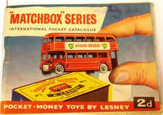 1950  Google Image Result for http://www.oldhall.doncaster.sch.uk/dpi/matchbox/001%2520Matchbox%2520Series%2520Catalogue%25201961%2520front%2520cover.jpg