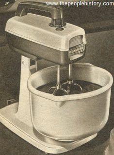 1956 Kenmore Twelve Speed Mixer