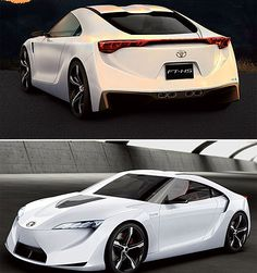 #Toyota Concept Car
