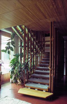 · · stairway villa mairea