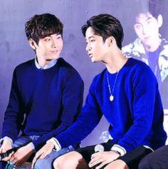Seunghyun & Jaejin