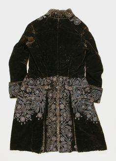 Court suit, 1750–75