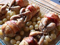Aprende a preparar codornices con bacon al horno con esta rica y fácil receta.  Aunque parezca un proceso complicado, lo cierto es que cocinar codornices es muy...
