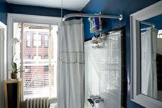 Zach Motl's tiny studio apartment in Clinton Hill, Brooklyn.