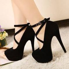 Stylish & trendy shoes Aline...these are beautiful and WoW!