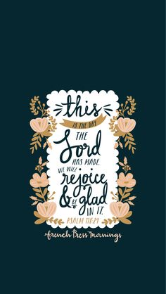 My mom would quote this verse to us every morning! by French Press Mornings Favorite Bible Verses, Bible Verses Quotes, Bible Scriptures, Faith Quotes, Cute Bible Verses, Bible Verse Typography, Psalms Quotes, Encouraging Verses, Godly Quotes