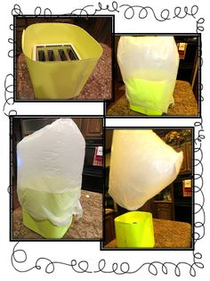 First Grade Wow: science mini hot air balloon