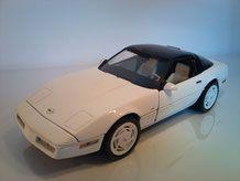 Chevrolet Corvette C4 35th Anniversary 1/24 modelcar24´s Webseite!