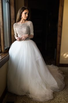 Allen Gown by Sottero and Midgley Wedding Dresses For Kids, Dream Wedding Dresses, Bridal Dresses, Wedding Gowns, Gold Wedding, Wedding Cakes, Sottero And Midgley Wedding Dresses, Dress Vestidos, Different Dresses