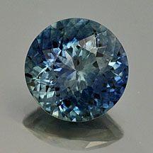 round denim blue montana sapphire | Buy natural #gemstones online at mystichue.com