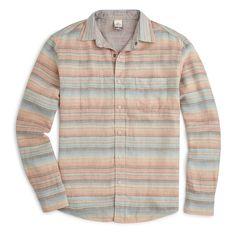 fbc54decc27 Faherty Brand Reversible Belmar Shirt