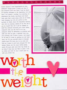 Document Growing Pains Design by Kristina Proffitt Pregnancy Scrapbook, Baby Scrapbook Pages, Baby Boy Scrapbook, Pregnancy Journal, Baby Journal, Scrapbook Cards, Scrapbook Storage, Scrapbooking Layouts, Baby Boy Poems