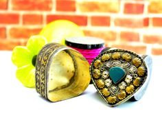 Kuchi tribal jewelry box,Ring box,Prayer box,Afghan jewelry box,Brass gift box,Jewelry holder,Vintage jewelry box,Gift for her,Free shipping by ZsTribalTreasures on Etsy