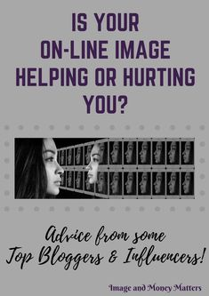 Is your on-line image helping or hurting you?