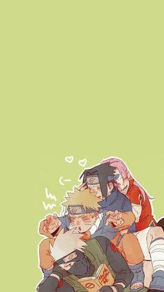 Otaku Anime, Anime Naruto, Naruto Y Sasuke, Naruto Sasuke Sakura, Naruto Cute, Best Naruto Wallpapers, Cool Anime Wallpapers, Cute Anime Wallpaper, Animes Wallpapers